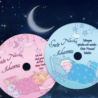 Beispielfoto Geschwister-CD